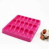 Color personalizado de formación de vacío de la bandeja de los envases de plástico