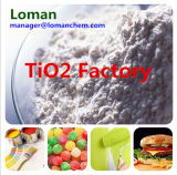 TiO2 92.5%Min Rutile Titanium Dioxide for Plastic Supply From China Chemical Pigment Factory