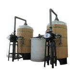 30-40 m3/H des chaudières industrielles adoucisseur d'eau pour éliminer la dureté