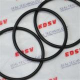 Noir en caoutchouc de joint circulaire de l'usine NBR/Silicone/FKM/EPDM/HNBR de joint de température élevée