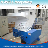 Película/saco/frasco que esmaga a máquina, triturador plástico do lixo para PE/PP/Pet/ABS/PS