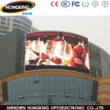 Bajo consumo de potencia P8 LED de la Junta de Publicidad exterior