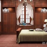 Guardarropa de los muebles de /Cloakroom del dormitorio con los vectores de preparación