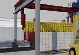 De volledig Automatische Machine van het Blok van het Schuim Concrete/Concrete het Maken van de Baksteen Machine