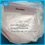 Polvere steroide orale di vendita calda Dianabol per la costruzione del muscolo