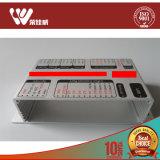 Escudo de alumínio personalizado da extrusão para a caixa do computador