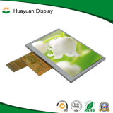 4.3 Bildschirmanzeige des Zoll-480X272 der Auflösung-TFT LCD mit Noten-Gebrauch für Höhenruder
