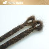 Due colori estensioni sintetiche Dreadlocks dei capelli da 18 pollici
