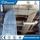 Tubo d'acciaio galvanizzato IMC con l'estremità filettata e l'accoppiamento
