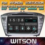 Witson Windows RadiostereoDVD-Spieler für Hyundai IX35 Tucson 2009 2015