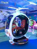 Amusement Park Coin exploité vol 3D'Extrême kiddie rides