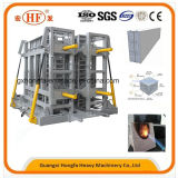 Comitato di parete concreto del panino di ENV che forma la linea di produzione della macchina