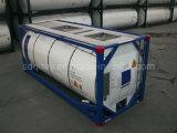 좋은 품질 20FT 23.5m3 ISO LPG 탱크 콘테이너 프로판 공장