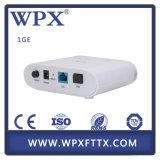 Dispositivo portuario de FTTX 1ge Epon ONU