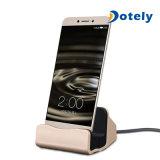 Dock de bureau de chargeur de station d'amarrage de stand pour l'iPhone Samsung