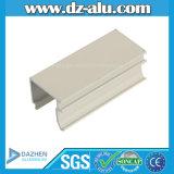 El perfil de aluminio anodizado 6063 de Etiopía de los precios bajos hace marcos de la puerta y de ventana