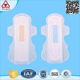 Forme et fonction de l'anion ailé de grade a de serviettes sanitaires
