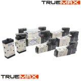 elettrovalvola a solenoide di alluminio pneumatica di 4V220-08 C/Eip doppia