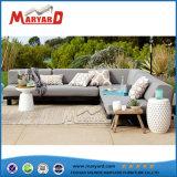 Garten-Wohnzimmer-hölzernes Rahmen-Sofa-Set