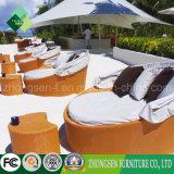 Китай производитель обставлены плетеной мебелью высокого качества питания пляж наборов мебели
