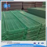 3D金網のパネルの折る庭の塀