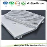 Оболочка настенные украшения материал алюминиевый потолок для внешних настенные украшения