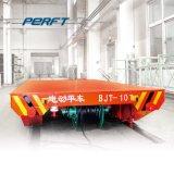 Het Karretje van de Aandrijving van de batterij voor Op zwaar werk berekend Vervoer