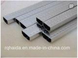 6A - 32A de Staaf van het Verbindingsstuk van het Aluminium van Bendable voor het Isoleren van Glas