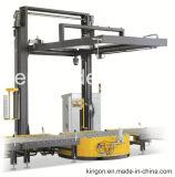 Dt1800fz-FM-Pl completamente automática Online/en línea Stretch Wrap/ Paquete de ajuste de la máquina con hoja superior