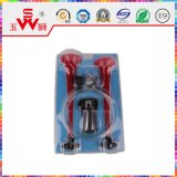 Professionelle rote Lautsprecher-Hupe für Motorrad-Ersatzteile
