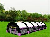 팽창식 Paintball Tent, Sport Tent, Heat - Logo Printing (K5005)를 가진 물개 Tent