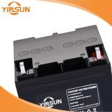 12V 24ah/20hr Leitungskabel-saure wartungsfreie Speicherbatterie für Sonnenenergie