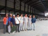 Gruppo di lavoro della struttura d'acciaio dell'Indonesia per l'Assemblea degli accessori del treno
