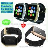 De waterdichte IP57 Slimme Mobiele Telefoon van het Horloge Gt88