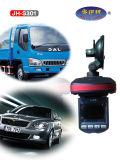 Detector de radar de velocidade do conquistador com DVR e GPS do carro