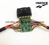 Obdii 16p+PCBA Cable