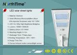 3-Years-Warranty 100W LED im Freienbeleuchtung-Solarstraßenlaterne mit Ce/RoHS/ISO/IP65