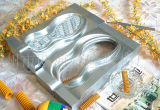 Laser CNC-Maschinen-metallschneidende Maschine für Schmucksache-Stich (halber Schutz)