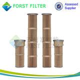 Forst Filtro de Mangas de pliegues de la planta en polvo