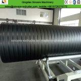 Linea di produzione del tubo di bobina della parete della cavità del grande diametro dell'HDPE