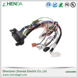 Une nouvelle énergie Assemblage de câbles du faisceau de fils de voiture