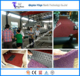 Surtidor de la maquinaria de la estera de la bobina del PVC de Quanlity, surtidor de la maquinaria de la estera de 3G 8A, la mejor máquina en China