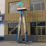 전기 두 배 포스트 수동 트레일러 상승 장비