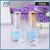 Frasco de perfume Refillable de vidro portátil com pulverizador