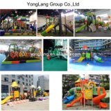 Games divertente Children Outdoor Playground da vendere Yl-X142
