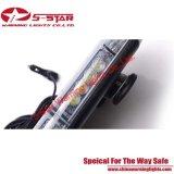 polizia Stl LED Lightbar dell'obiettivo del PC dei tubi 3W di 50cm