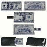 Plastikgeschäfts-Kreditkarte USB-Blitz-Laufwerk für Geschenk Customlogo Company