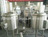 Handelsbier-Brauerei-Gerät für Verkaufpub-Ausgangsmini kleines Brauengerät