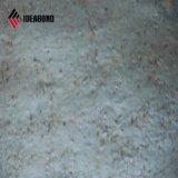 Самая низкая цена на заводе Гуандун Каменные украшения алюминиевой панели
