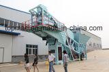 Tipo de energia elétrica e a nova fábrica de mistura de betão celular Condição